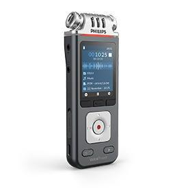 Philips DVT6110 8GB Digital Voice Tracer
