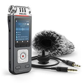 Philips DVT7110 8GB Digital Voice Tracer
