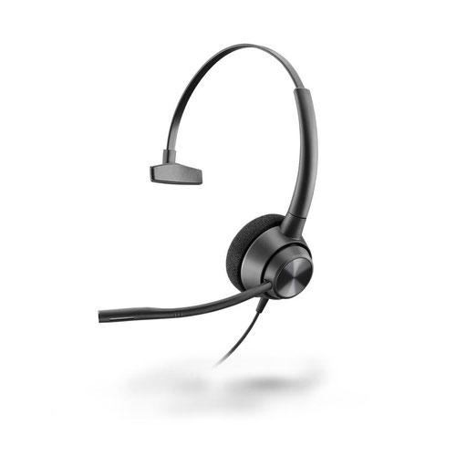 Poly EncorePro 310 QD Monaural Headset