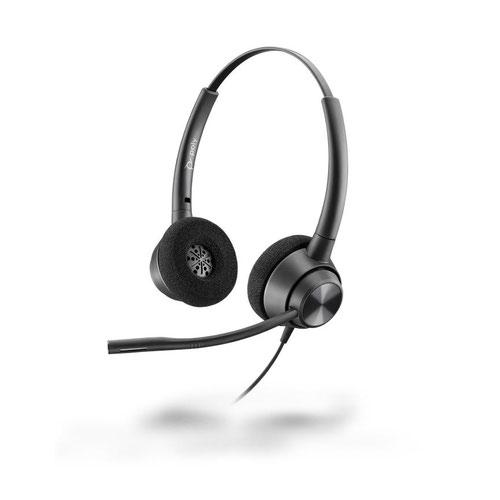 Poly EncorePro 320 QD Binaural Headset