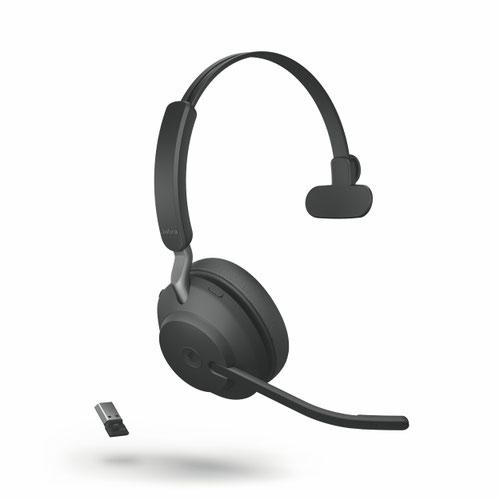 Jabra Evolve2 65 USB-A MS Mono Headset