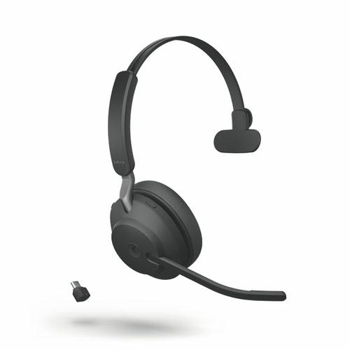 Jabra Evolve2 65 USB-C MS Mono Headset
