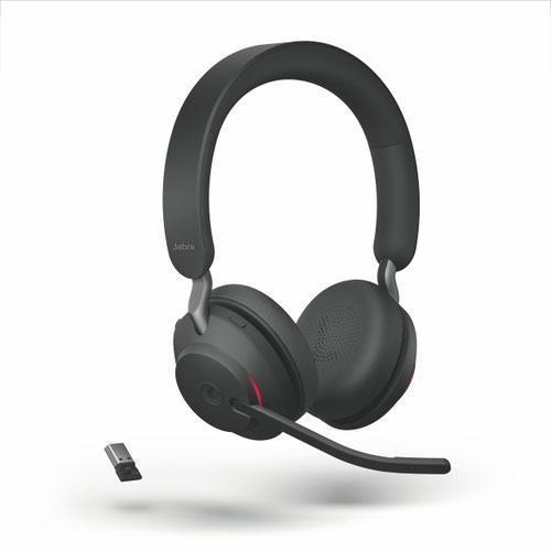 Jabra Evolve2 65 USB-A MS Stereo Headset