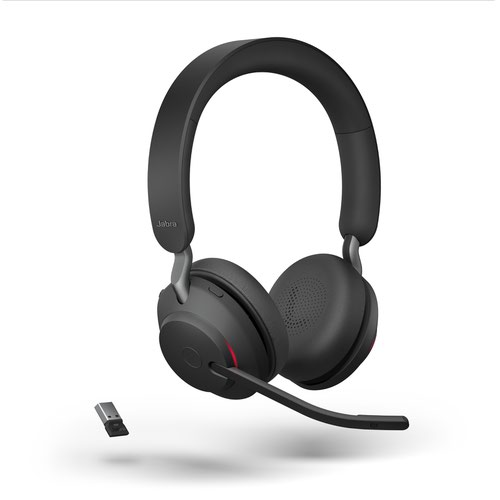 Jabra Evolve2 65 USB-A UC Stereo Headset
