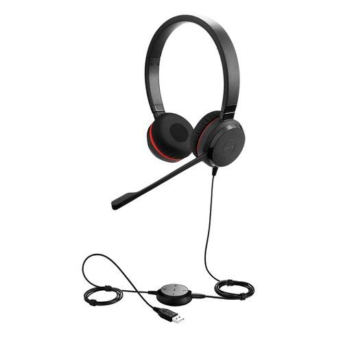 Jabra Evolve 30 II UC NC Stereo Headset