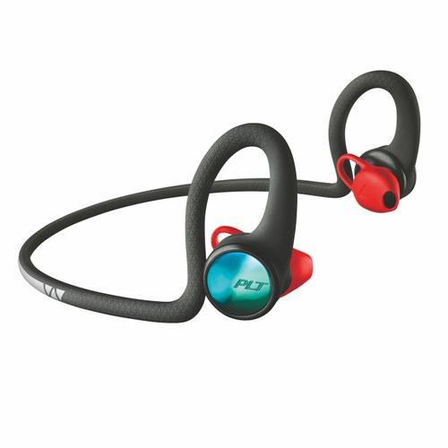 Poly BackBeat Fit 2100 Wireless Sport Headphones Black