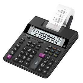 Casio HR-200RCE 2 Colour Print Calculator