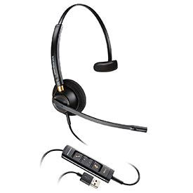 Poly Encorepro HW515 USB Monaural Headset NC