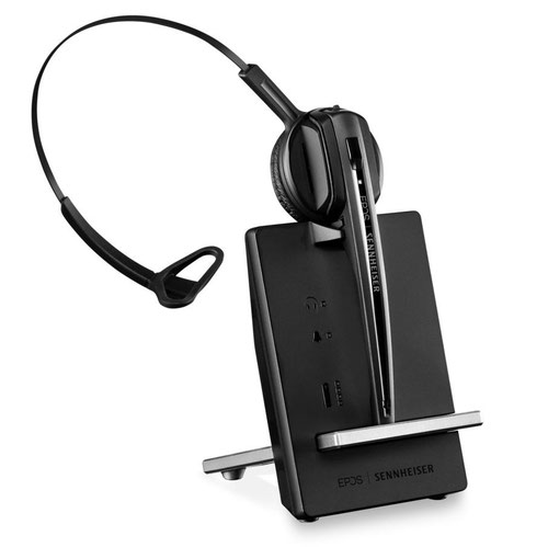 EPOS Sennheiser Impact D10 USB Headset and Base