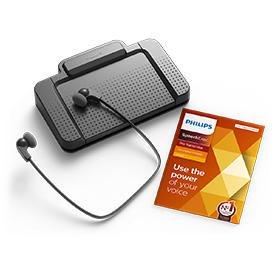 Philips LFH7277 SpeechExec Pro 11 Transcription Kit and Software