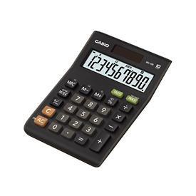 Casio MS-10B 10 Digit Semi Desk Calculator