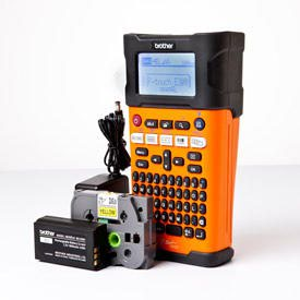 Brother PT-E300VP Handheld Electrician Labelling Machine