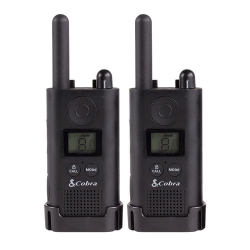 Cobra PU500 Pro Business Radio 1 Pair of 2 Way Radios