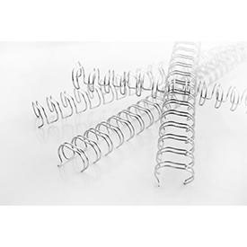 GBC RG810997U 14mm Silver Wire Binders