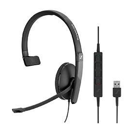EPOS Sennheiser SC130 USB Mono Headset