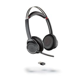 Poly Voyager Focus UC B825-M Headset without Charging Stand