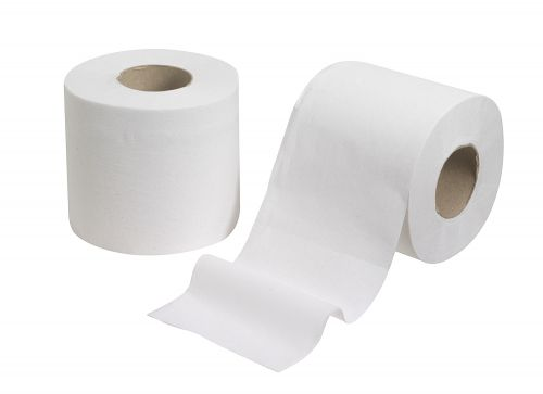 Scott Performance 320 Toilet Roll Twin packs 320 Sheets per roll 2-ply White Ref 8538 [Pack 18]