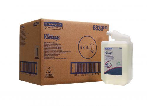 Kleenex Frequent Use Handwash Cassette 1 Litre Ref 6333 [Pack 6]