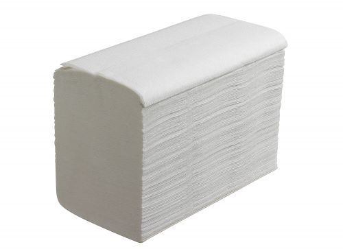 Scott Xtra Hand Towels  White 1 Ply 315x200mm 240 Towels per Sleeve White Ref 6669 [Pack 15 Sleeves]