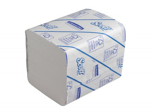 Scott 2-Ply Bulk Pack Toilet Tissue 300 Sheets (Pack of 36) 8577