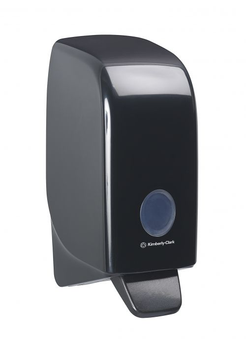 Aquarius Hand Soap Dispenser Black 7173