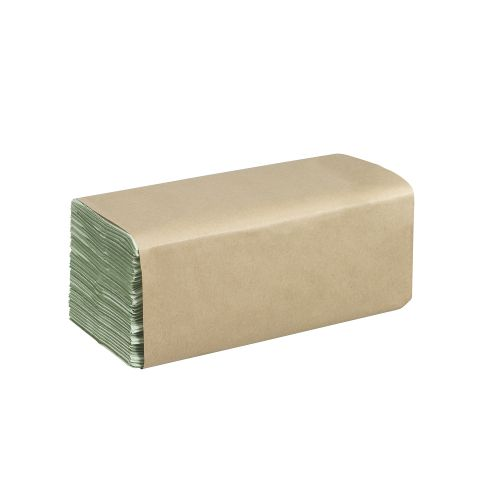 Hostess S-Fold Hand Towels Green 180 Sheets (Pack of 20) 6801