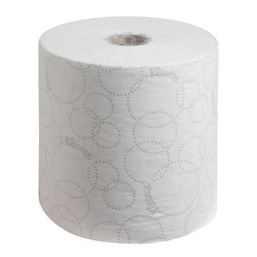 Kleenex 6780 Ultra Hand Towel Roll 150m 2-Ply White Ref 6780 [Pack 6]