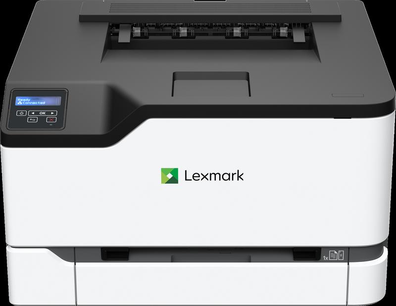 Laser Printers Lexmark C3326dw Colour Laser A4 24ppm