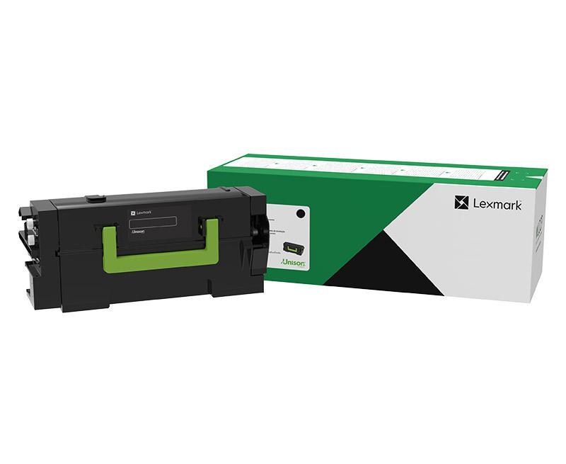 Laser Toner Cartridges LEXMARK BK EXTRA HIGH YLD RTN PRO TO 30K