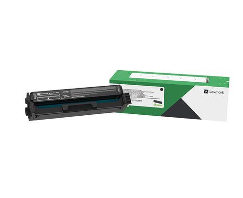 Lexmark B3220K0 Black Toner 1.5K
