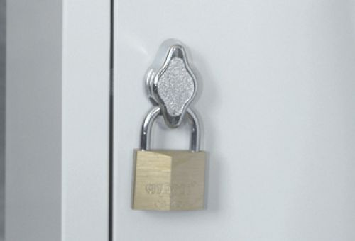 Butterfly Lock For Use With GO Lockers (Padlock Not Included)