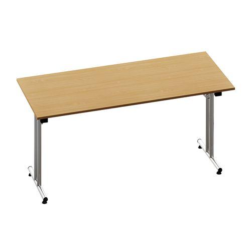 Flexi/Folding Table 1600w X 800d Beech