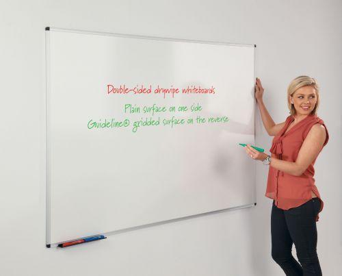 WriteOn Dual Faced Whiteboard - 1200 x 2400mm