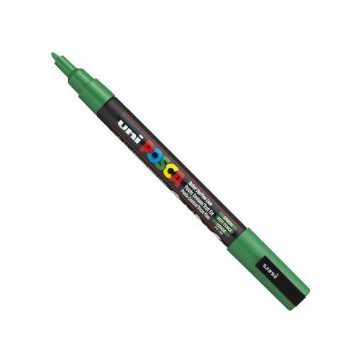 Posca PC-3M Marker Fine Green PK1