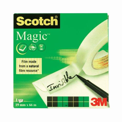 3M Scotch Magic Tape 19mm x66m 8101966
