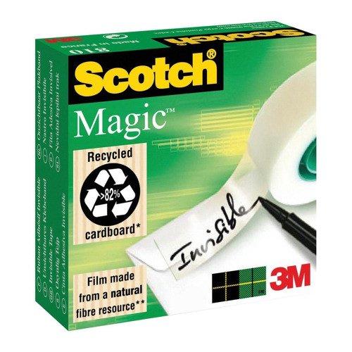 3M Scotch Magic Tape 12mm x66m 8101266