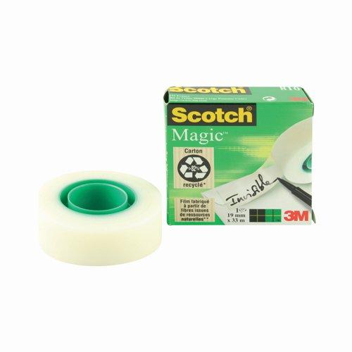3M Scotch Magic Tape 19mm x33m 8101933