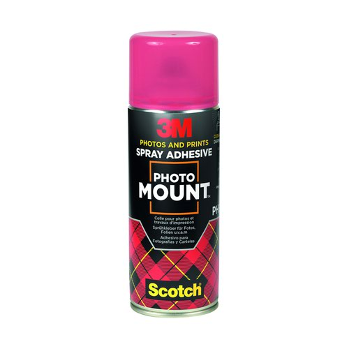 3M Scotch Photomount Adhesive 400ml PMOUNT