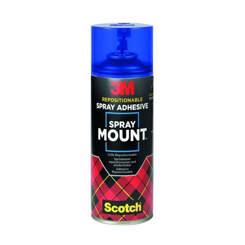 3M Scotch Spraymount Adhesive 400ml SMOUNT