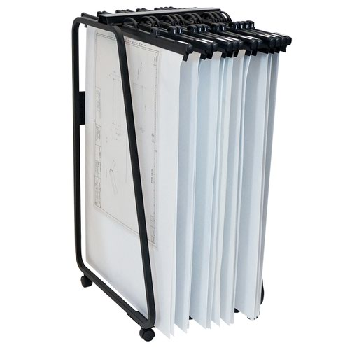 Arnos Hang-A-Plan General Front Load Trolley A0 D060