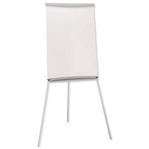 Value Flipchart Easel Grey Trim
