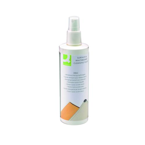 Value Whiteboard Cleaning Fluid 250ml