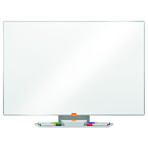 Nobo Classic Melamine Whiteboard 900x600mm 1905202
