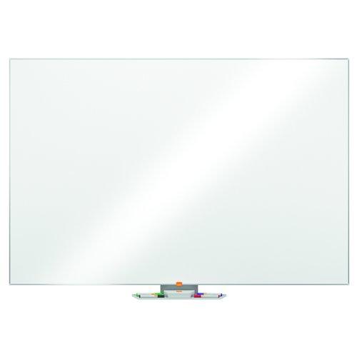 Nobo Classic Enamel Magnetic Whiteboard 1800x1200mm 1905224