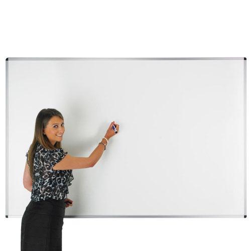 Adboards Metropolitan Magnetic Whiteboard 1200x1200mm WMMG-1212-98
