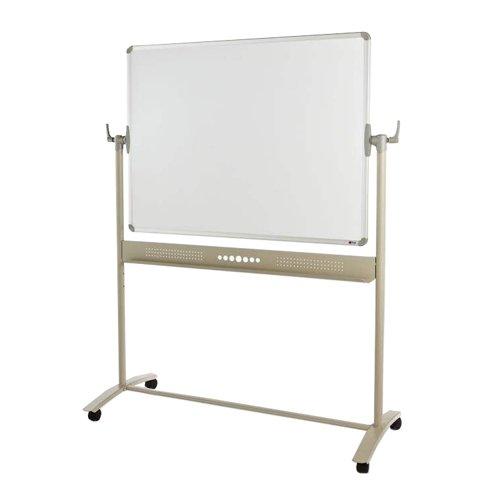 Adboards Magnetic Mobile Whiteboard 1500x1200mm WSMM-1512-98