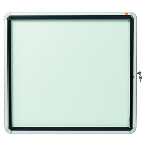 Nobo Metal Glazed External Show Case 6xA4 1902578