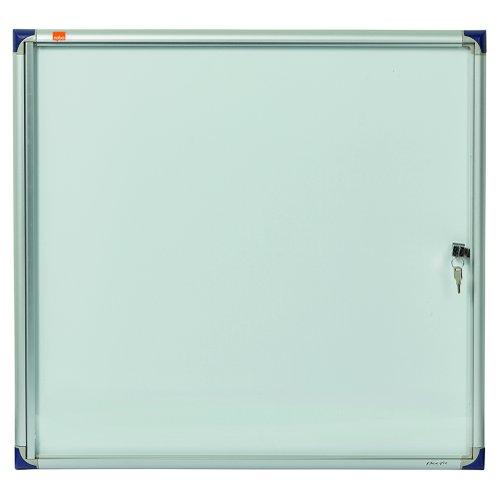 Nobo Extra Flat Glazed Case 6xA4 785x810mm 1900847