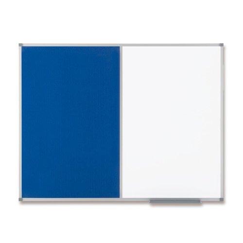Nobo Classic Felt Combi Board 900x600mm 1902257