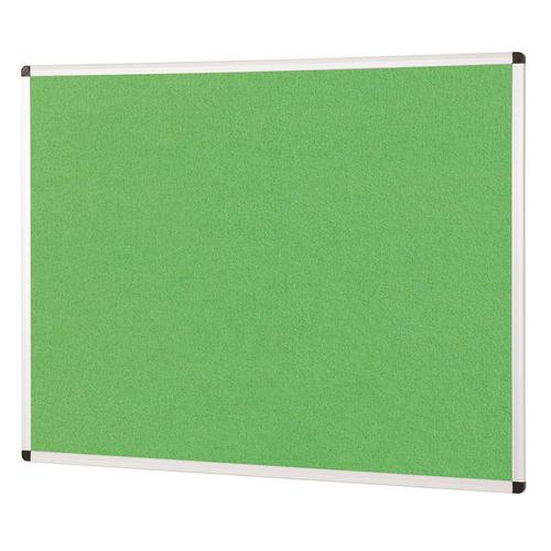 Metroplan ColourPlus Noticeboard 900x600mm Apple Green PS9060/AG
